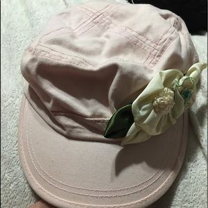 Woman's Pretty In Pink Cap